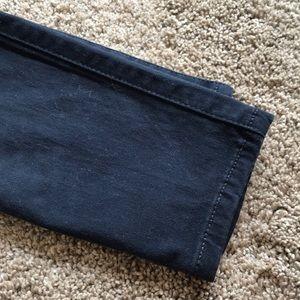 Hollister Jeans - Hollister Navy Skinny Jeans